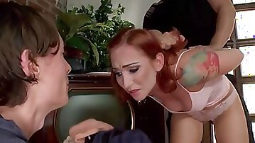 Husband brough slave trainer for wife
