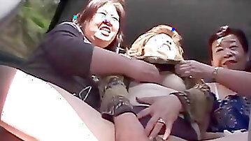 Chinese Mature blend Orgy-Segment 1