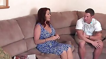 Mom And Unlucky Condom