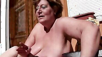 Fat Old Grannies Love Eating Pussy Too