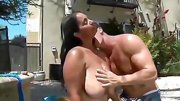 Orgasming Spanish Bbw Milf