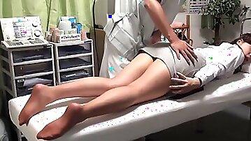 Massage to Marunouchi Office Lady - Takigawa Kanon Sasaki Remi ond more.