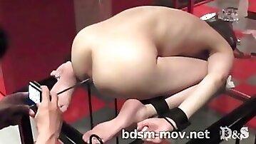 Bdsm 3p milf anal