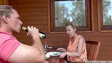 Having Fun With Other Guys Wife