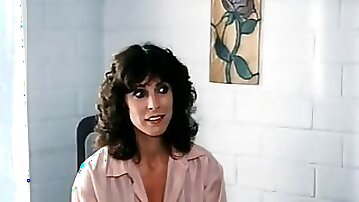 Compilation of hot scenes with lovely vintage star Kay Parker