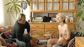 Sexy Interview With A Milf