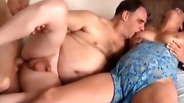 Mature Bisexual Threesome
