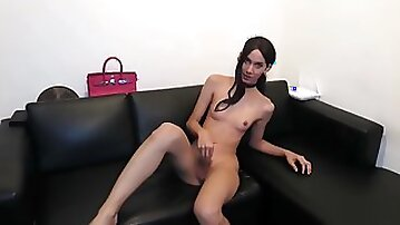 Interview And Blowjob