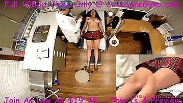 Abasing Fresh Schoolgirl Gynecology Check-Up Adorable Nubile Adrianna Fox By Doc Tampa - GirlsGoneGynoCom