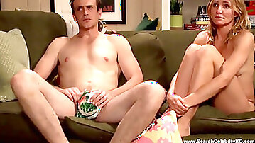Cameron Diaz sequences From SexTape