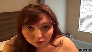 My step mother has a hidden fetish life ass-fuck creampie