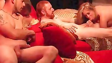 Married couples friends full swap 15
