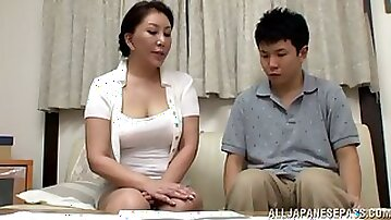 Busty and nasty Asian bitches are getting so fucking crazy