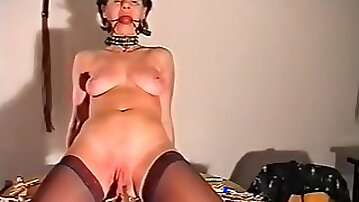 Slave Kirsten Punished Very Hard !!!!