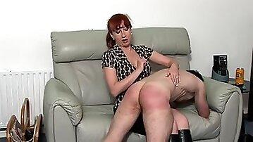 VL Wanking Over Porn