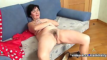 Horny pornstar in Incredible Hairy, Masturbation xxx video