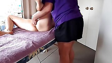 Sensual Orgasmic Massage Part2