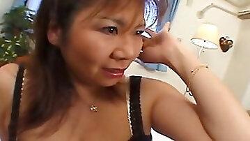 46yr old Chubby Japanese Mom Fucks Good (Uncensored)
