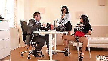 Naughty BBW Latina Sluts