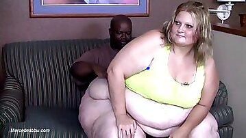 Arousing And Very Phat Rump Whore Shagged - big beautiful woman
